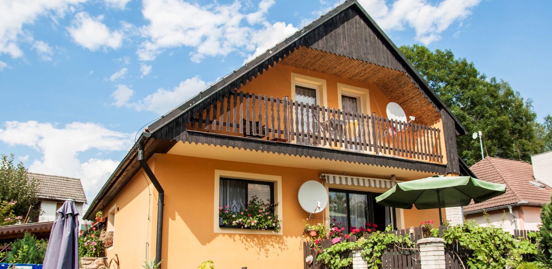 ubytování Albeř apartmán Česká Kanada